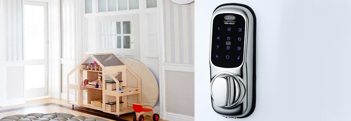 KGB home access control security systems
