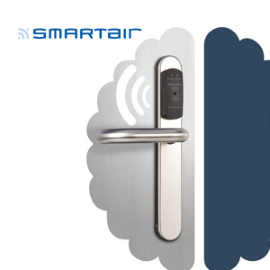 commercial access control smartair keyless digital door lock