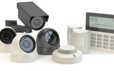 Caravan Alarm and CCTV Systems