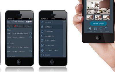 Risco SmartPhone Alarm System
